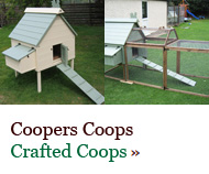 Coopers Coops - Chicken Coops